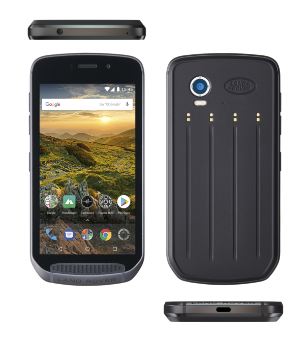 Land Rover Phone PNG – Front and Back